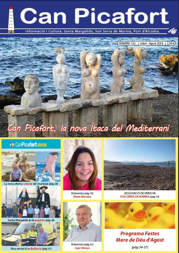 Revista Can Picafort 122